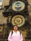 The Prague Astronomical Clock(Prague Orloj) Made in 1410 by clockmaker Mikulaacute353 of Kada328 and Jan 352indel